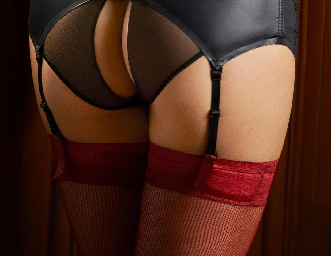 Сексуальной кожаные трусики для большой жопы порно для